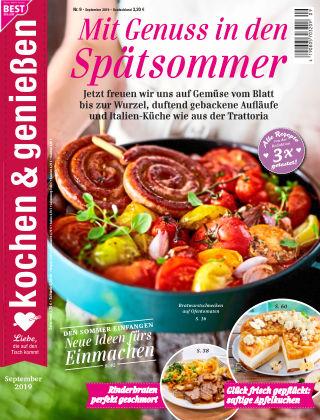 kochen & genießen NR.09 2019