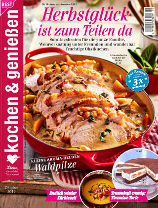 Kochen & Genießen NR.10 2019