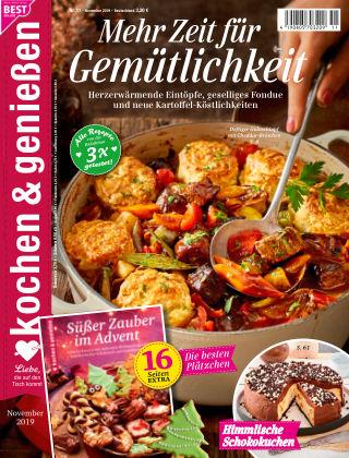 Kochen & Genießen NR.11 2019