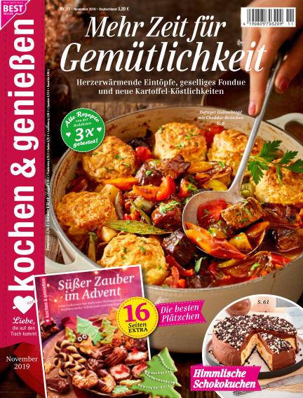 Kochen & Genießen October 16, 2019 00:00