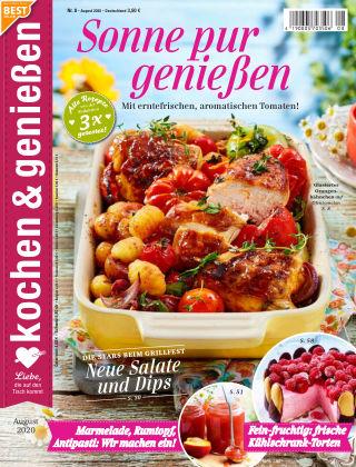Kochen & Genießen NR.08 2020