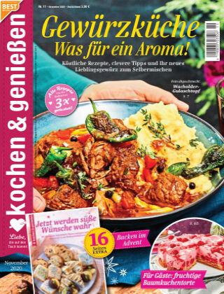 Kochen & Genießen NR.11 2020