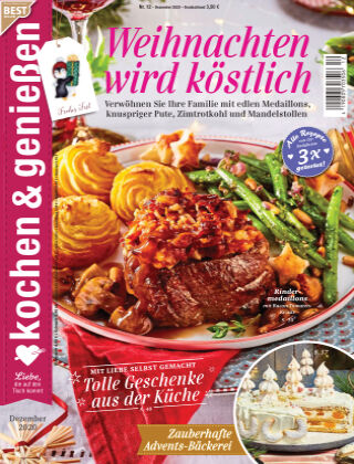 Kochen & Genießen NR.12 2020