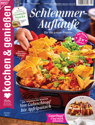 Kochen & Genießen NR.01 2021