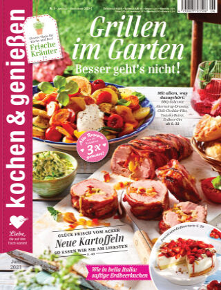 Kochen & Genießen NR.06 2021
