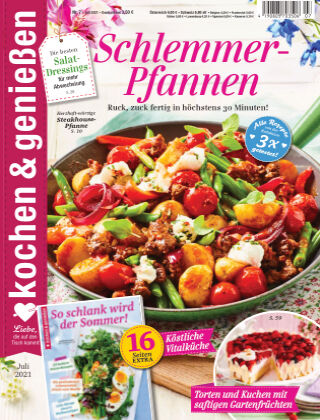 Kochen & Genießen NR.07 2021