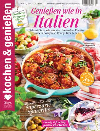 Kochen & Genießen NR.08 2021