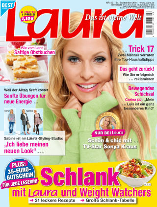 Laura NR.40 2014