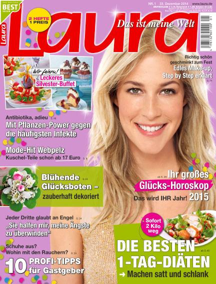 Laura December 23, 2014 00:00
