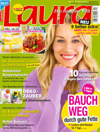 Laura NR.10 2015