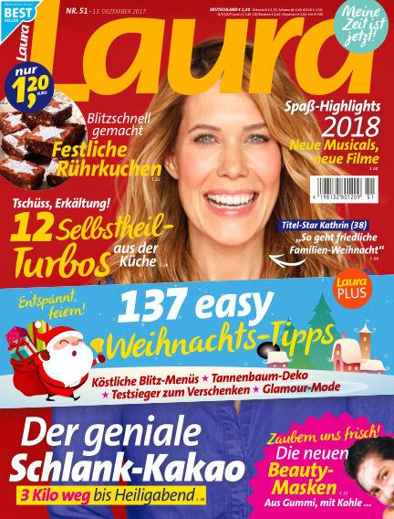 Laura December 13, 2017 00:00