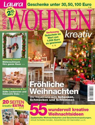 Laura WOHNEN Kreativ NR.12 2015