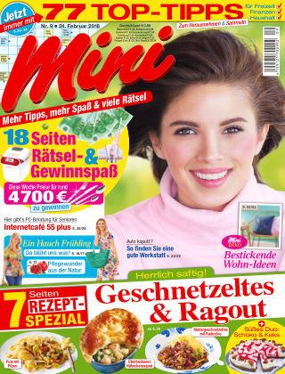 Mini NR.09 2016