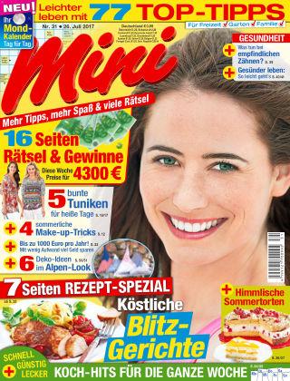 Mini NR.31 2017