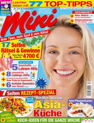 Mini NR.34 2017