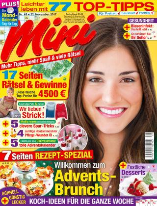 Mini NR.48 2017