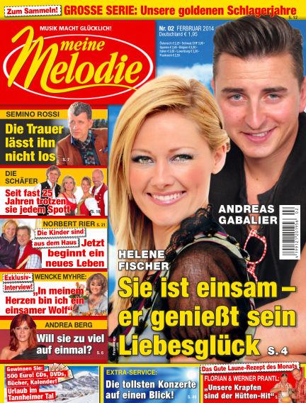 Meine Melodie January 16, 2014 00:00