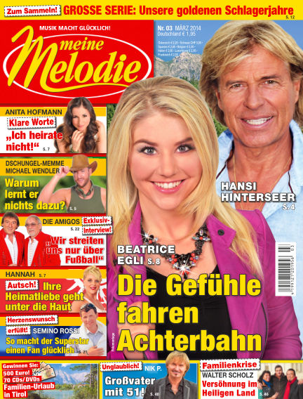 Meine Melodie February 13, 2014 00:00