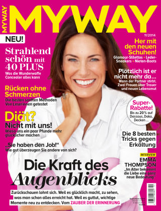 MyWay (eingestellt) NR.11 2014
