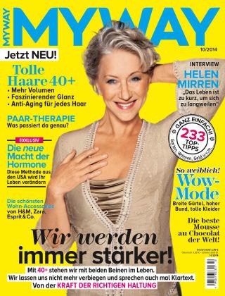 MyWay (eingestellt) NR.10 2014