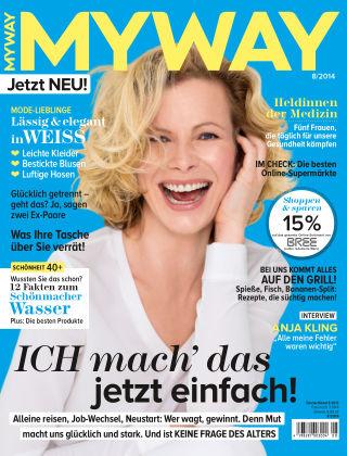 MyWay (eingestellt) NR.8 2014