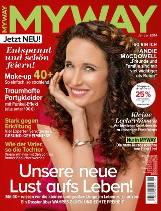 MyWay (eingestellt) NR.1 2014