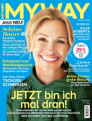 MyWay (eingestellt) NR.2 2014