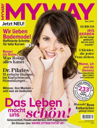 MyWay (eingestellt) NR.5 2014