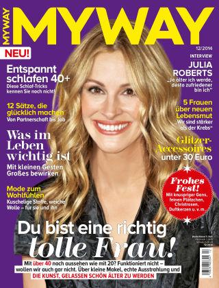 MyWay (eingestellt) NR.12 2014