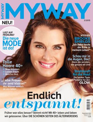 MyWay (eingestellt) NR.3 2015
