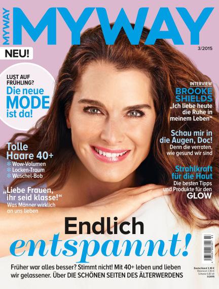 MyWay (eingestellt) February 04, 2015 00:00