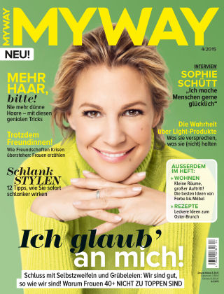 MyWay (eingestellt) NR.4 2015