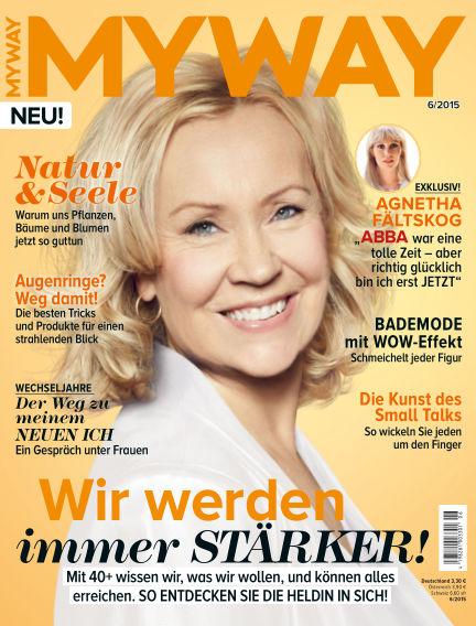 MyWay (eingestellt) May 06, 2015 00:00