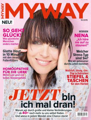 MyWay (eingestellt) NR.10 2015