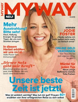 MyWay (eingestellt) NR.11 2015