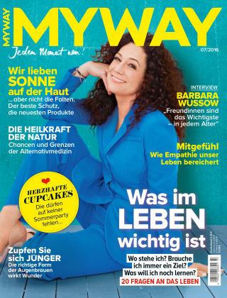 MyWay (eingestellt) NR.07 2016