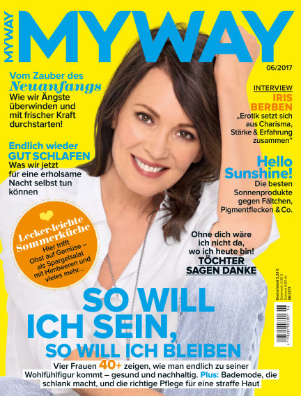 MyWay (eingestellt) May 10, 2017 00:00
