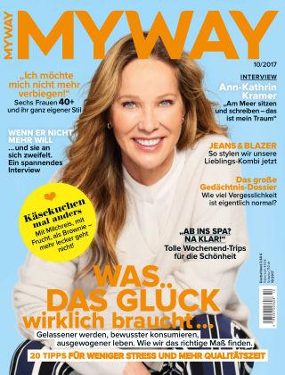 MyWay (eingestellt) NR.10 2017