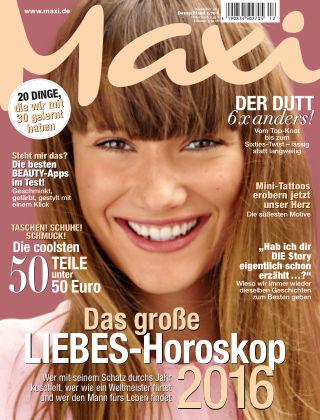Maxi NR.12 2015