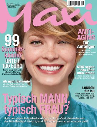 Maxi NR.08 2016