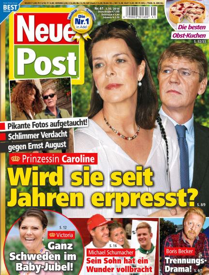 Neue Post October 01, 2014 00:00