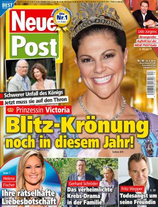 Neue Post NR.40 2014