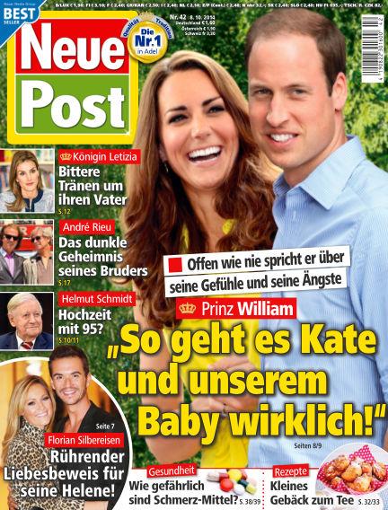 Neue Post October 08, 2014 00:00