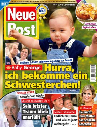 Neue Post NR.39 2014