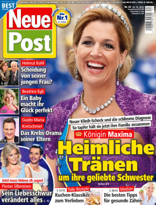 Neue Post NR.44 2014