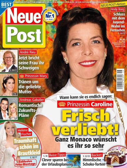Neue Post November 05, 2014 00:00