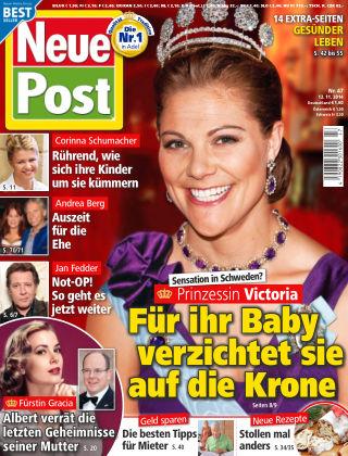Neue Post NR.47 2014
