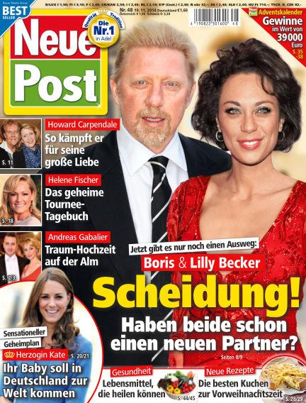 Neue Post November 19, 2014 00:00