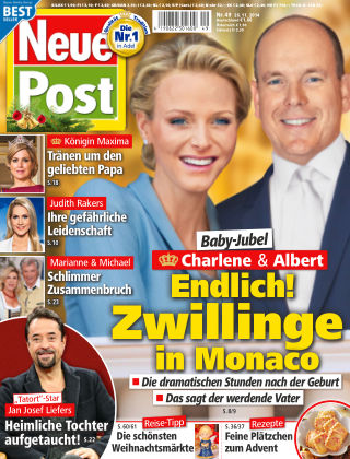 Neue Post NR.49 2014