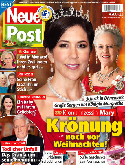 Neue Post December 03, 2014 00:00